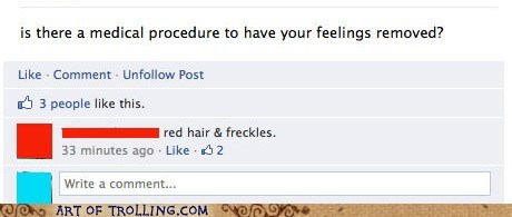 facebook feelings feels ginger - 6108419328