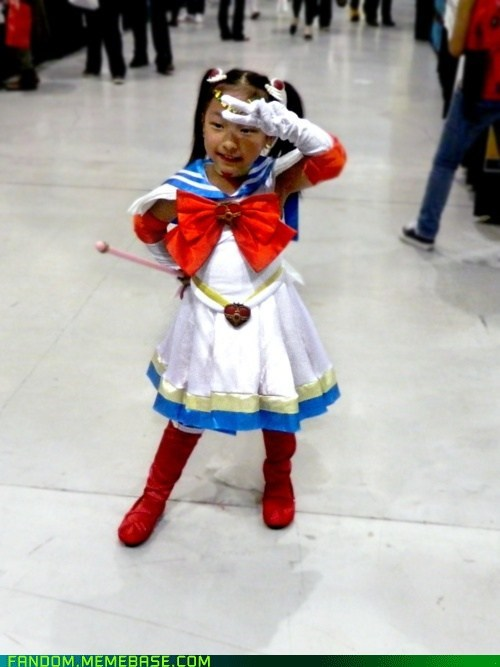 cosplay cute kids sailor moon - 6108534784
