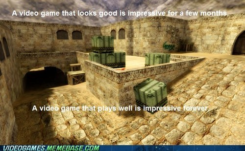 counter strike FPS graphics-dont-matter plays well quality the internets - 6108601088