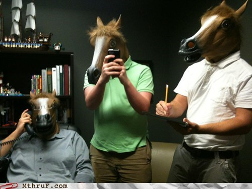 horse mask horses tech support - 6108620800