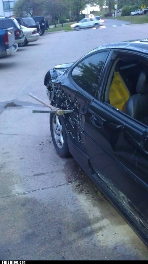 body work car ex girlfriend pickaxe - 6109097472