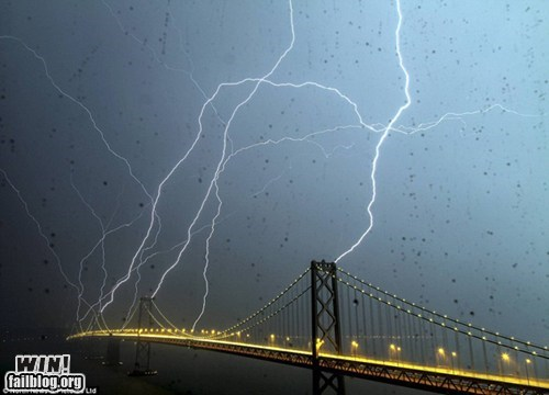 bridge,Damn Nature U Scary,krakoom,lightning,photography