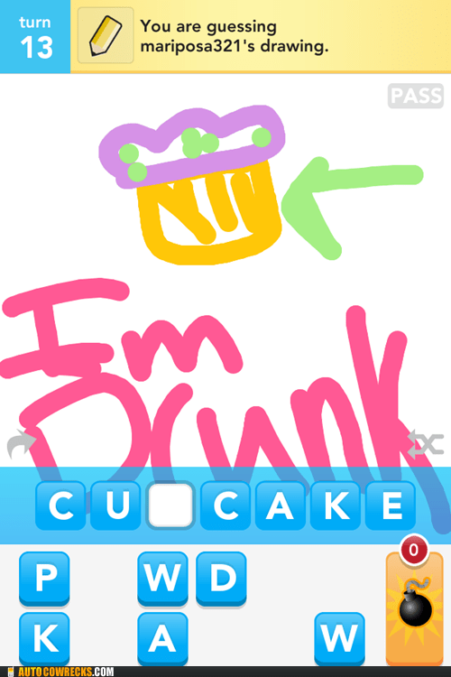 cupcake draw something im-drunk - 6109338624