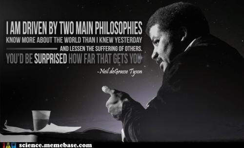 life Memes Neil deGrasse Tyson philosophy Professors - 6109960960