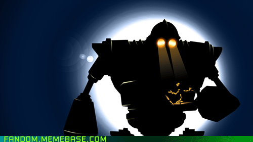 Fan Art,movies,the Iron Giant