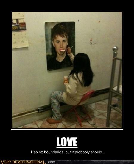 hilarious justin bieber love - 6110956288