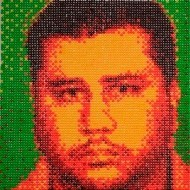 George Zimmerman Photo politics pop art Trayvon Martin - 6112583168