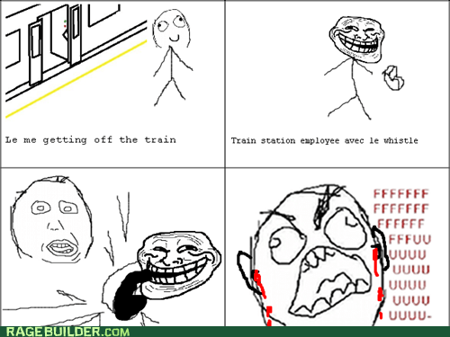 Le train whistle