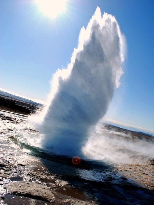 geyser,Iceland,water