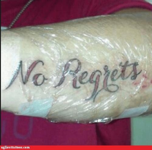 No Regjets