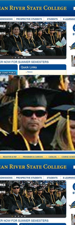 graduation graduting river state college sunglasses - 6113102592