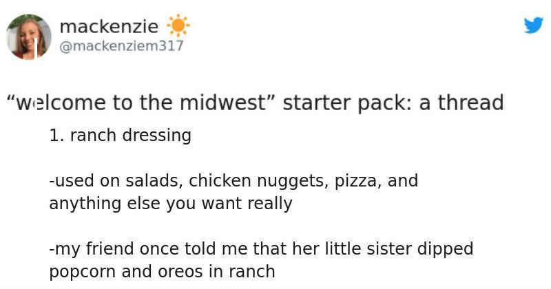 life in the midwest