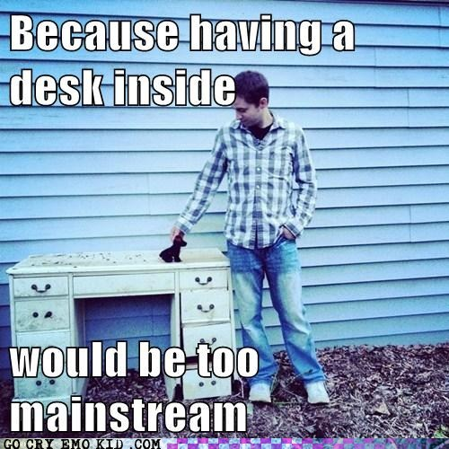 grainy hipster hipsterlulz mainstream - 6113590272