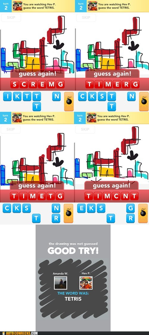 cant-guess-it draw something tetris