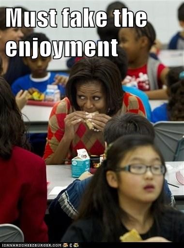 Michelle Obama political pictures - 6115088128