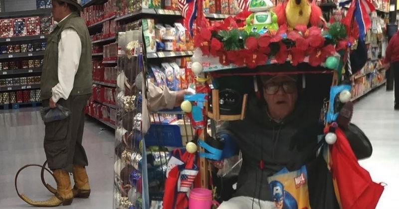wtf shopping cringe ridiculous Walmart funny - 6116101