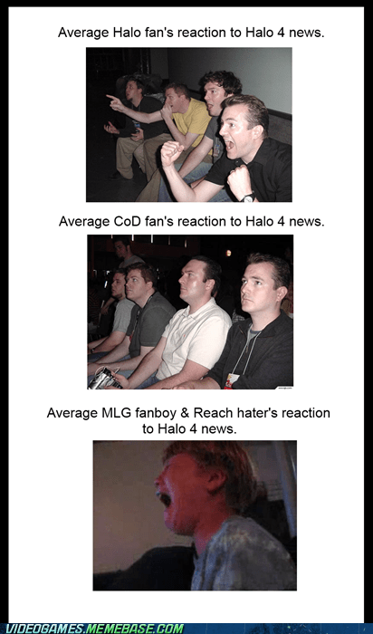 343 industries call of duty halo Halo 4 MLG the feels - 6116128256