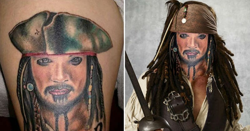 ugly badly done tattoos