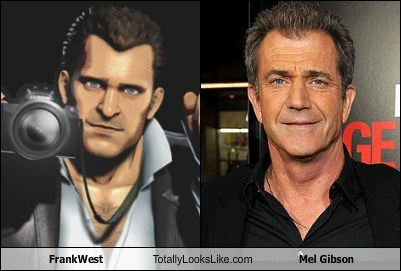 actor celeb frank west funny mel gibson TLL - 6116805120