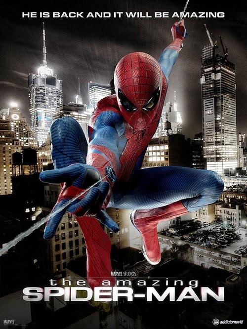 amazing spider-man marvel comics movies Spider-Man - 6116824832