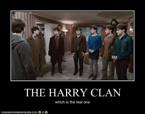 THE HARRY CLAN which is the real one