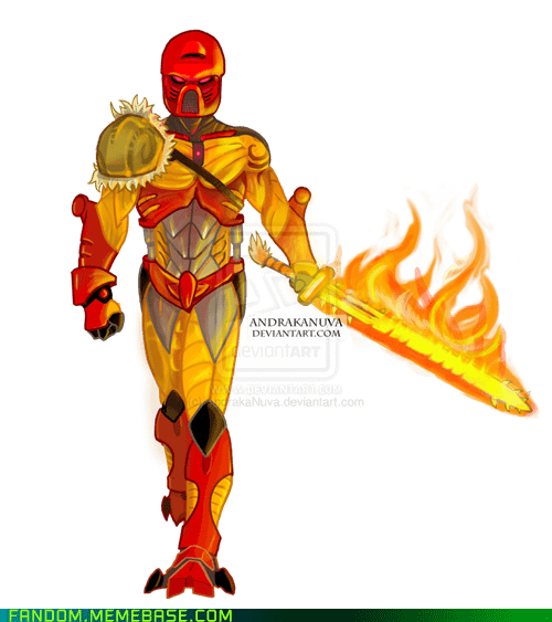 bionicle Fan Art lego - 6117203456