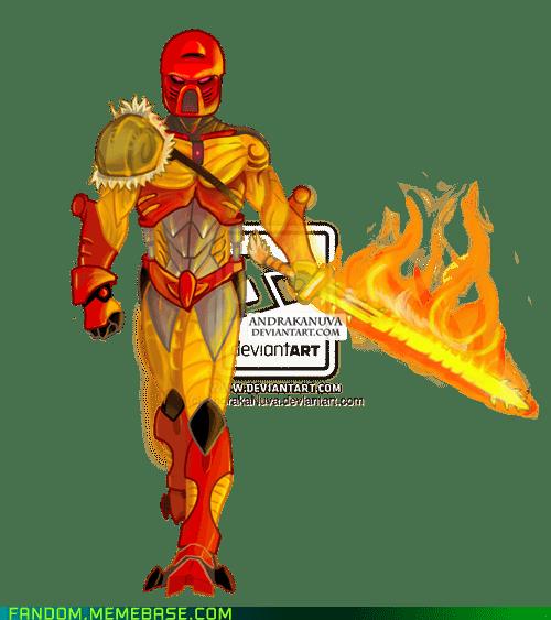 bionicle Fan Art lego - 6117203456