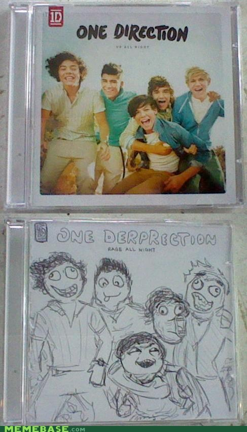 one direction,derp,same