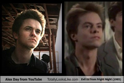 Alex Day,evil ed,fright night,funny,Movie,TLL