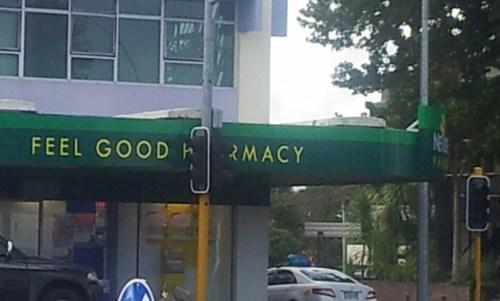 Does Macy feel good