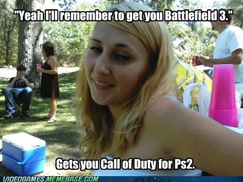 dumb girlfriend gotcha meme wrong game - 6118313472