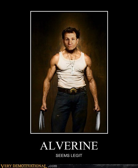 al bundy alverine hilarious seems legit wolverine wtf - 6118747648