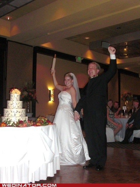 bride cake funny wedding photos groom Johnny Depp Sweeney Todd - 6118955520