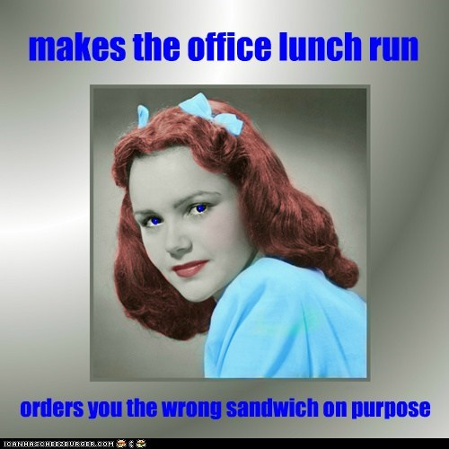 Makes The Office Lunch Run Cheezburger Funny Memes Funny Pictures