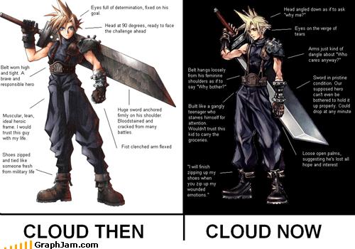 best of week cloud final fantasy RPG video games - 6119598592