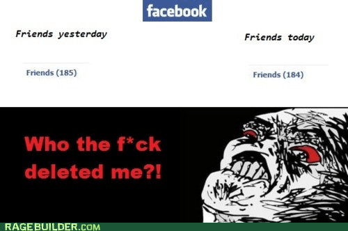 facebook friends Rage Comics raisin rage - 6119741440