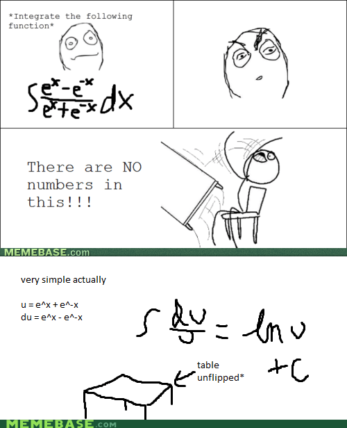 calculus,Rage Comics,table flip,truancy story