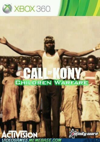 call of duty,campers,crossover,kony 2012,meme