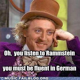 condescending wonka meme rammstein - 6120089600
