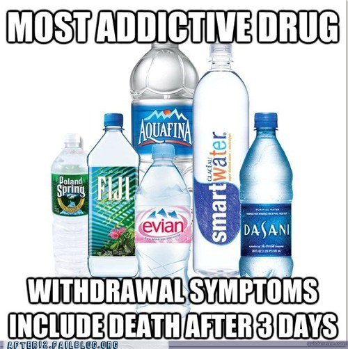 Death,h2o,heroin,IV,water,withdrawal