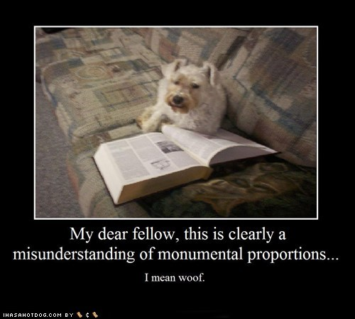 book demotivational dogs what breed