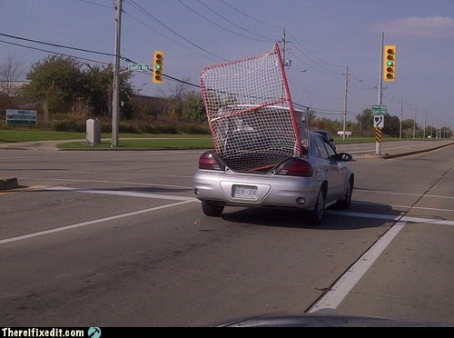goal,hockey,puck,transport,trunk