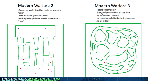 annoying chaos modern warfare modern warfare 2 Modern Warfare 3 spawns the feels - 6120702464
