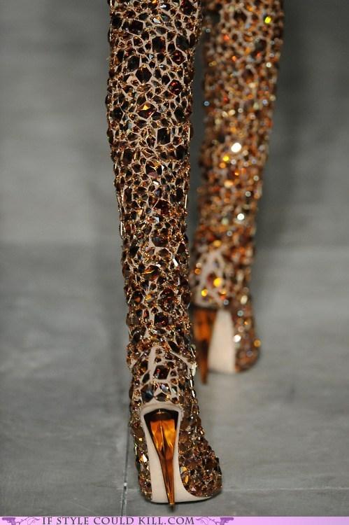 alexander mcqueen boots crazy shoes - 6120736768