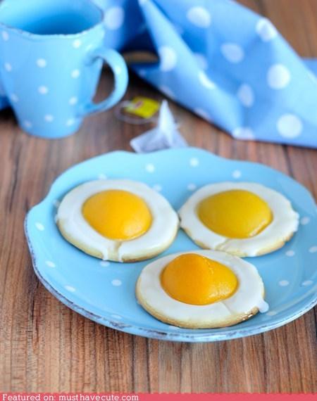 breakfast cookies eggs epicute sweets - 6120795648