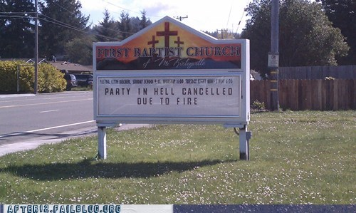 church fire Party - 6120824320
