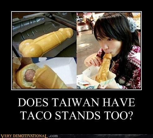 hilarious hotdog taco Taiwan wtf - 6121610240