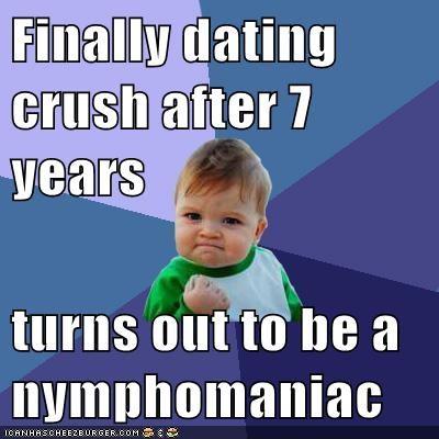 date love nympho romance success kid