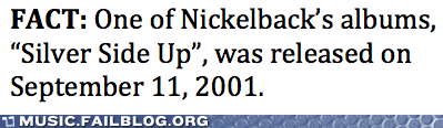 911 coincidence nickelback - 6121840640
