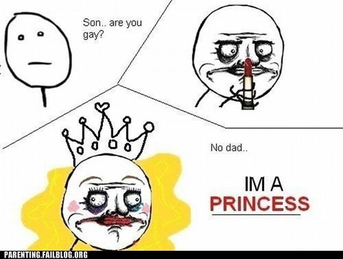 equality,gay,me gusta,princess,son